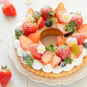 イチゴで美味しいお菓子作り!人気の苺スイーツレシピ | お菓子・パン材料・ラッピングの通販【cotta*コッタ】