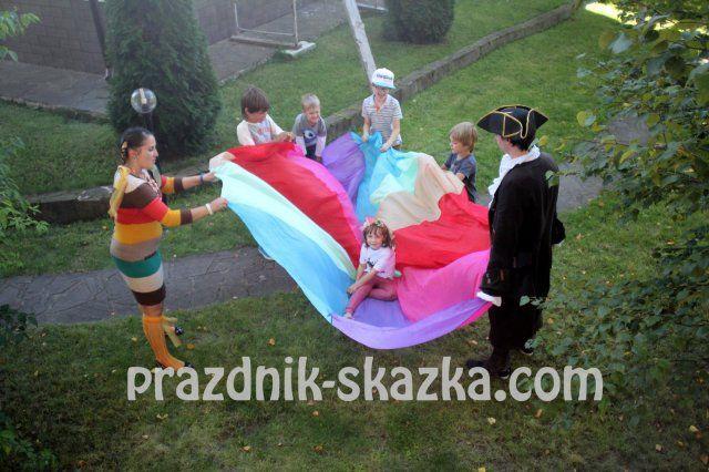 Аниматоры для детей Пеппи длинный чулок http://prazdnik-skazka.com/