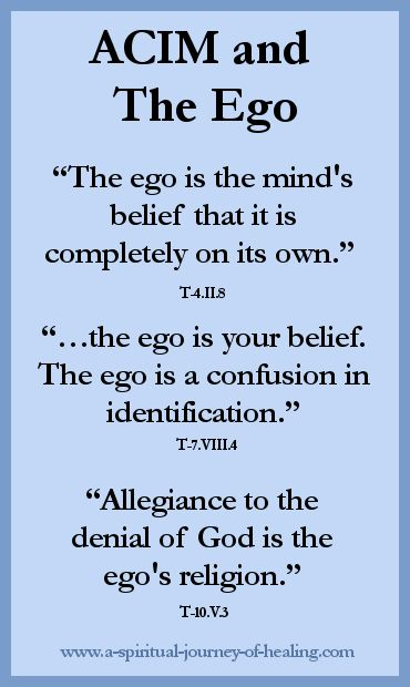 A Course In Miracles quotes communicate that we are all members of the atheist religion / the ego religion. What is the nature of reality? Is this a dreamworld?