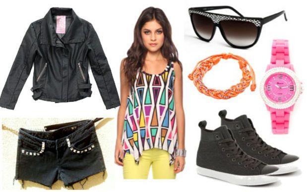 17 Best Images About Crazy Style Inspiration On Pinterest 80s Clothing Jessica Parker Kennedy