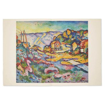 Check out this item at One Kings Lane! Georges Braque, L'Estaque, 1906