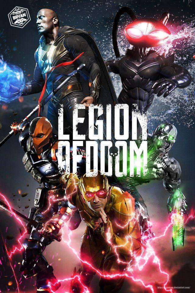 Dceu Villains Come Together In Epic Fan Art Dc Comics Wallpaper Dc Comics Superheroes Dc Comics Art