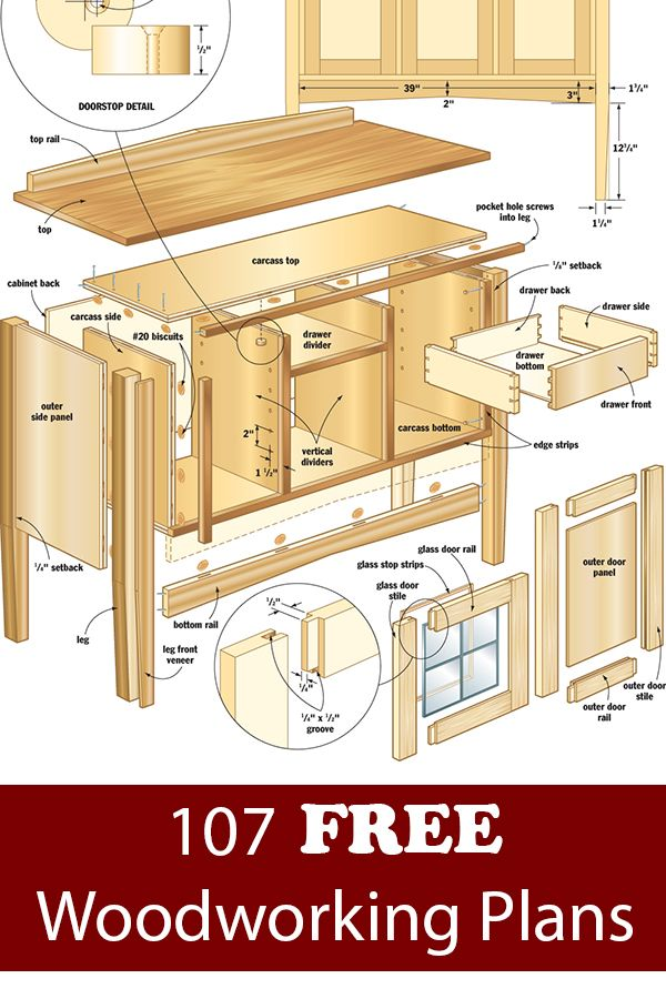 Free Woodworking Plans Woodworking Plans Woodworking Plans Pdf Woodworking Plans Free
