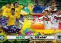 Brazil vs Germany Live Stream Semi-Final FIFA World Cup 2014: Brazil vs Germany live stream football match playing at Estadio Mineirao, Belo Horizonte (BRA), kick off at 17:00 BST, 20:00 GMT.
