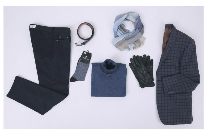 Total look by Seroussi