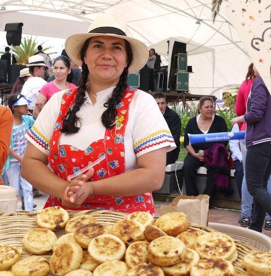 ¿Ya olvidó a qué saben las arepas de Ramiriquí o las almojabanas de Paipa?, en #BoyacáEnCorferias estas y más delicias del 7 al 11 de agosto