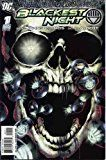 #8: Blackest Night #1 VF/NM ; DC comic book