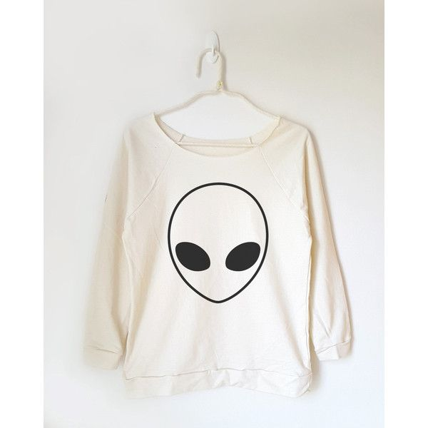 Funny Alien Tshirt Funny Tee Shirt Hipster Tshirt Tumblr Tee Shirt... (21 CAD) ❤ liked on Polyvore featuring tops, t-shirts, black, women's clothing, off shoulder tops, tee-shirt, t shirt, checkered t shirt and hipster t shirts