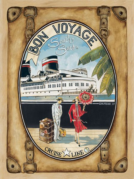 Gregory Gorham = Bon Voyage