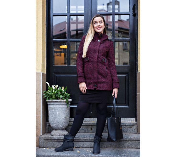 Outdoorový kabátik Boysen 's | modino.sk #modino_sk #modino_style #style #fashion #lookbook