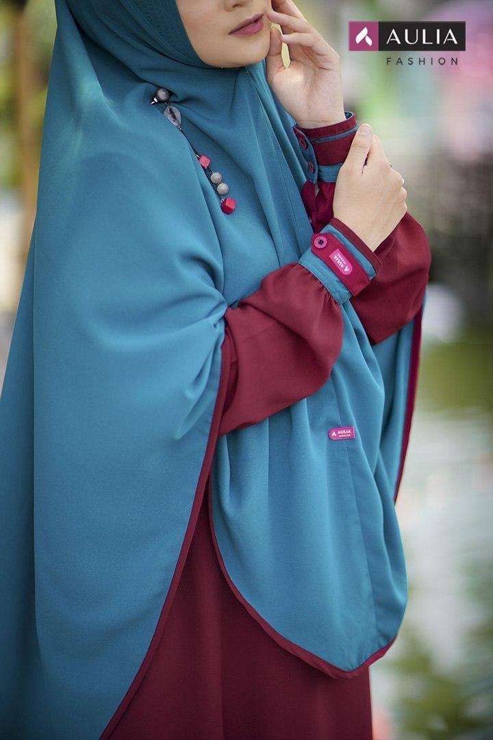 Busana Muslimah Syari Terlaris 2020 Di 2020 Model Pakaian Warna