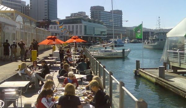 Shed 5, Queens Wharf, Wellington, New Zealand