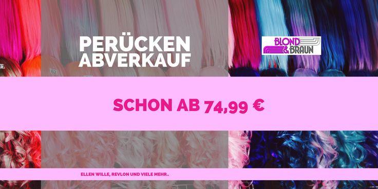 Wir haben die passende Perücke für Sie!  We have the perfect wig for you!  https://www.blond-braun.at/shop16/index.php…  #blondundbraun #wig #perücke #kunsthaar #echthaar #salzburg #österreich #austria #hair #onlineshop #shopping #friseure #stylist #theater #maskenbildner #revlon #ellenwille #modix