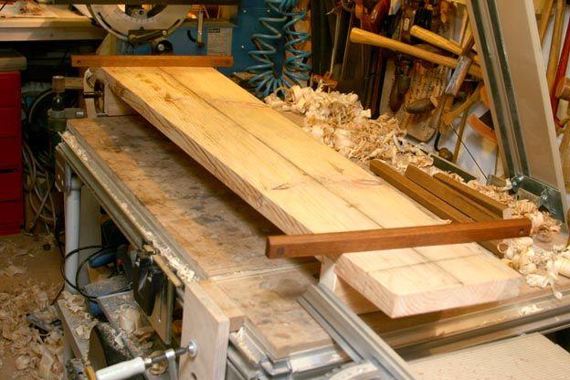 Japanese tools #9: Japanese planing board / Japanese workbench - by mafe @ LumberJocks.com ~ woodworking community