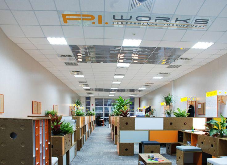Meydan Architecture | Piworks Office, Modular Office Furniture Concept