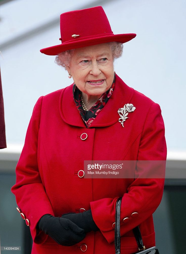 (EMBARGOED FOR PUBLICATION IN UK NEWSPAPERS UNTIL 48 HOURS AFTER CREATE DATE AND TIME) Queen Elizabeth II attends the opening of the restored 'Cutty Sark' Tea Clipper during a visit to Greenwich on April 25, 2012 in Greenwich, England. (Photo by Indigo/Getty Images)