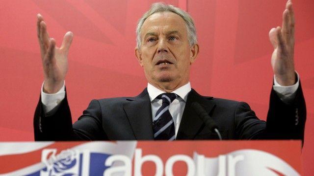 Tony Blair warns of chaos if David Cameron takes Britain out of EU – video - 4/07/15