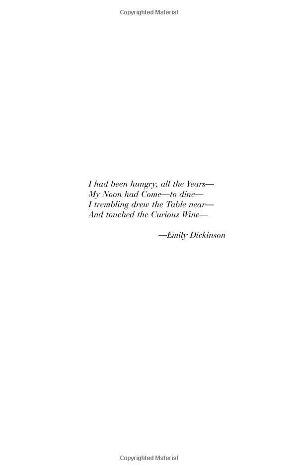 ~Emily Dickinson