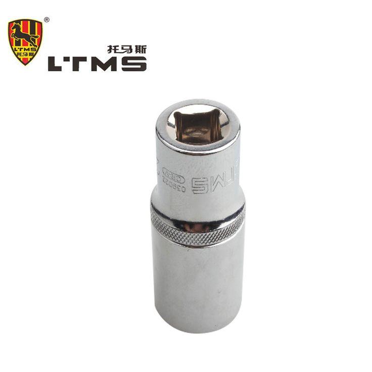 22mm Hexagon Socket 1/2 Sleeve Wind Gun Power Tool Accessories Thickened Pneumatic Socket Impact Drill Conversion Head Sleeve