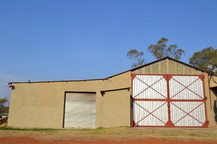 Warehouse for rent in Johannesburg
