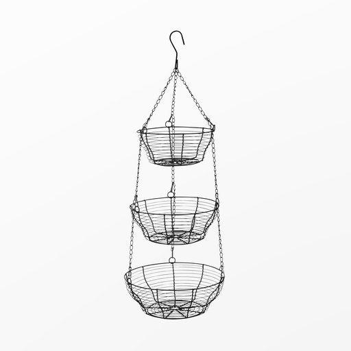 Hängkorg, 28x80 cm - Förvaring- åhlens.se - shoppa online!