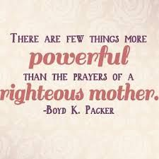 Image result for quotes on prayer lds