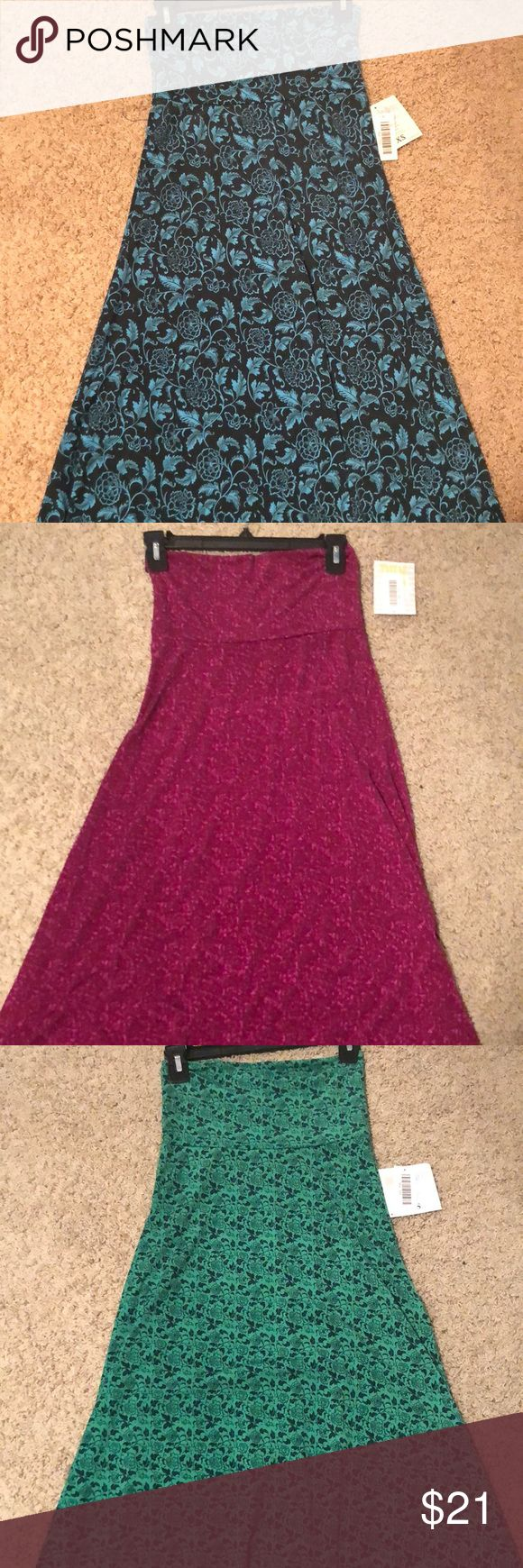 LuLaRoe Maxi skirt BRAND NEW! Seller going out of business! Everything is at cost! LuLaRoe Skirts Maxi