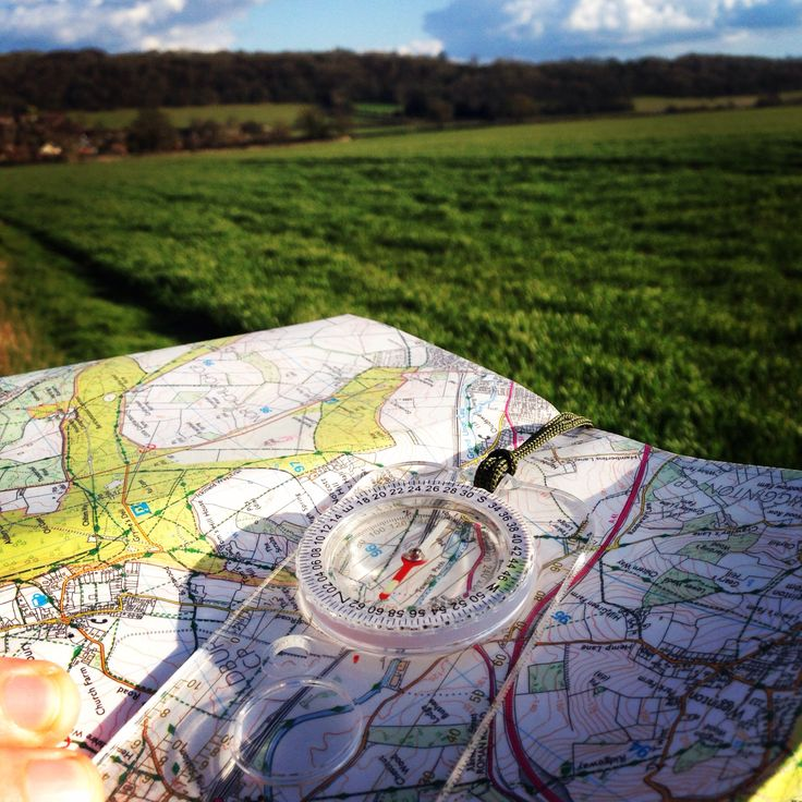 Navigation in the Ridgeway