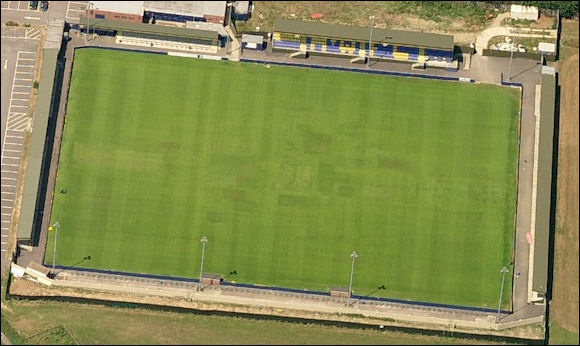 West Leigh Park - Home of Havant and Waterlooville