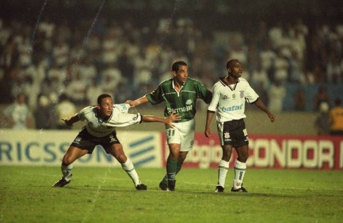 Corinthians X Palmeiras Paulista 1999 Morumbi Futebol Brasileiro Historia Do Futebol Corinthians Paulista