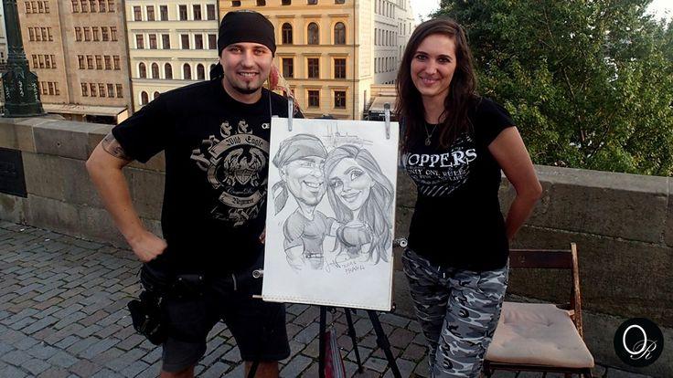 Praga- bary i browary #2 Most Karola