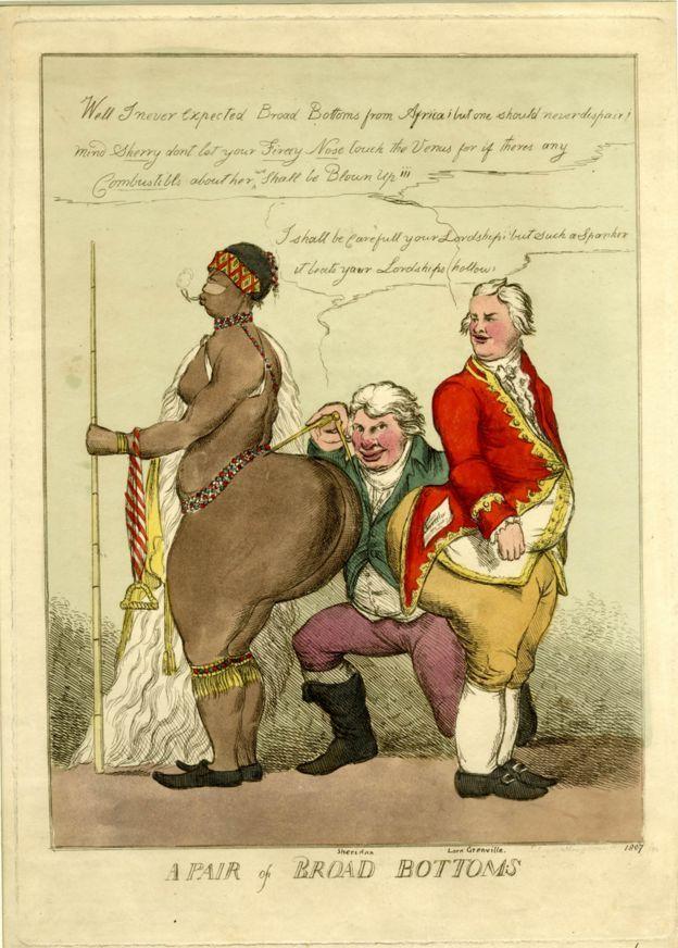 Figure historical interracial