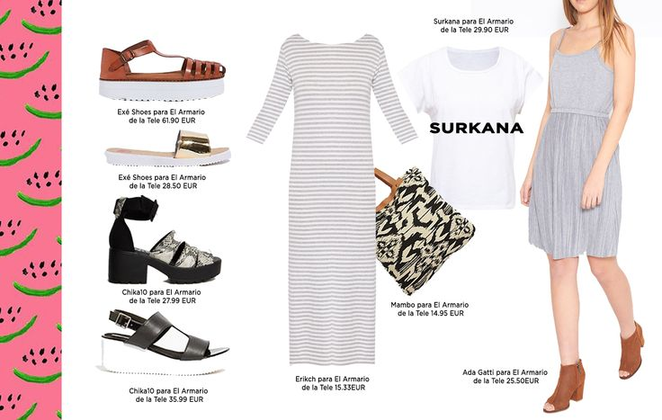 En clave sporty con vestidos de algodón y cangrejeras de plataforma. Descubre los imprescindibles en tu maleta de verano en nuestra tienda online.