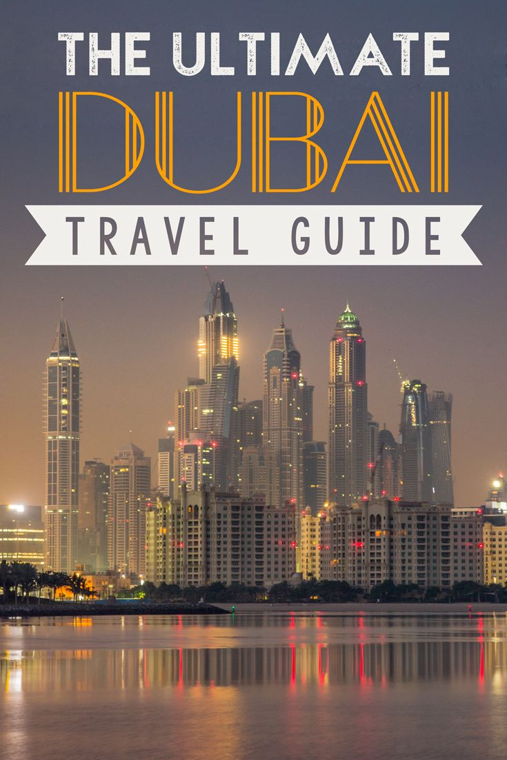 Dubai doesn't just live up to its reputation; it will completely exceed your expectations. Explore the glitz and glam, and then uncover the ancient traditions of this multifaceted city. So much more accessible than anywhere else in the Middle East, Dubai deserves a place on every traveler's bucket list. Here's my ultimate Dubai travel guide!