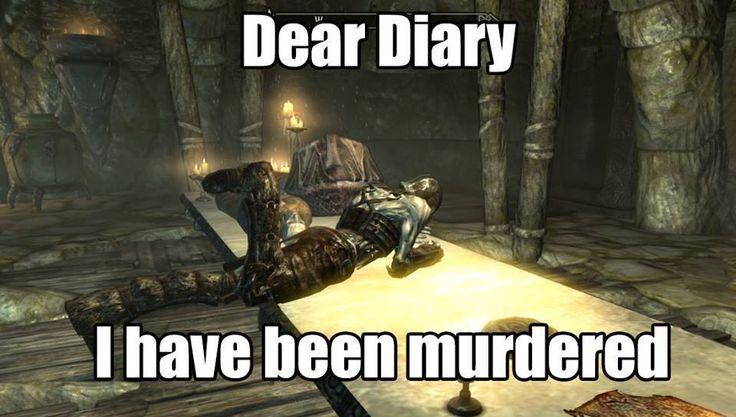 Dear diary 2 - 2 5