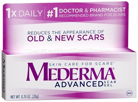 Here's our pick for the absolute best scar reduction cream. Mederma Skin Care for Scars