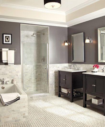 new house bathroom - Home Depot Bath Design