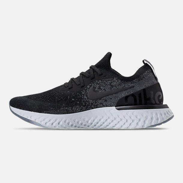 Nike Grau Sneakers Nike Epic React Flyknit Running Schuhe