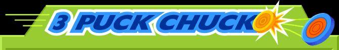 ZOOM PBS Kids: 3 Puck Chuck