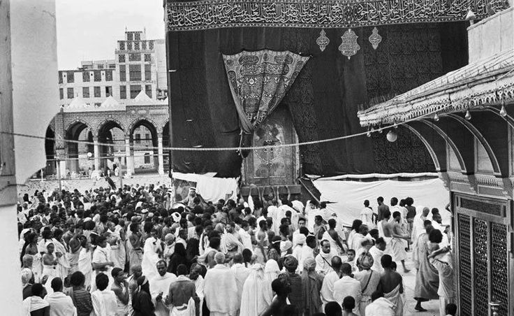 #Hajj in the 1880's, #Mecca. #Islam #Sufism