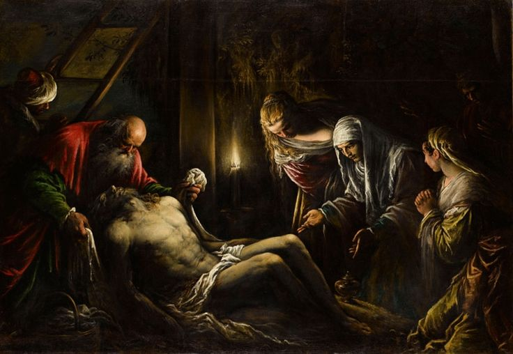Αποκαθήλωση (1580-82)