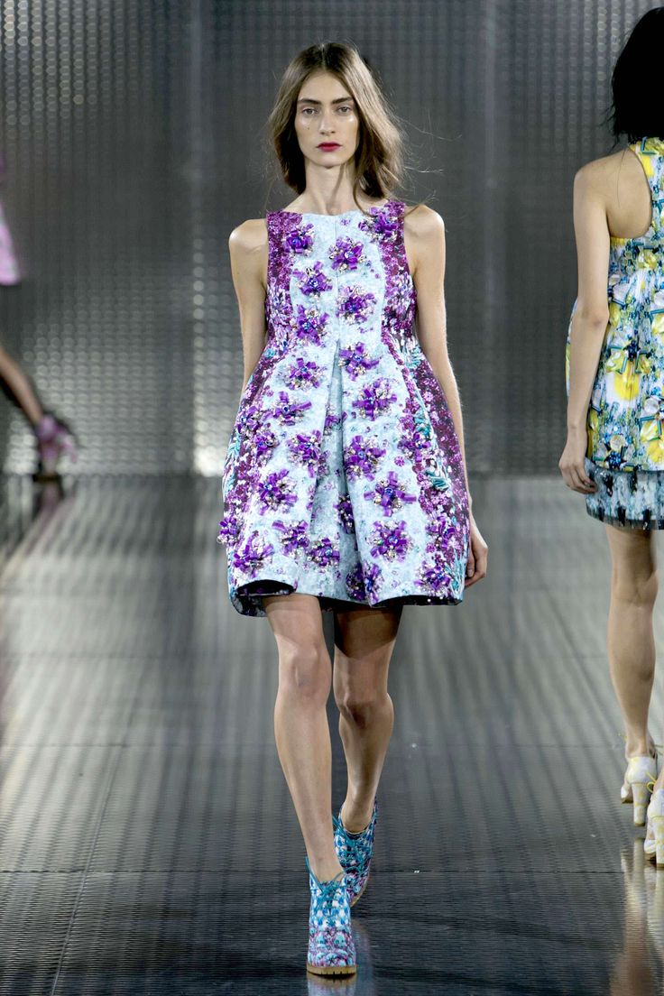 Mary Katrantzou Spring Summer 2014