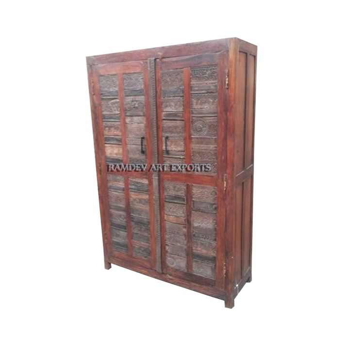 Indian Old Carved Cabinet | Indian Old Carved Almirah | Indian Old Carved Wardrobe | Indian Old Carved Almirahs | Indian Old Carved Armoire