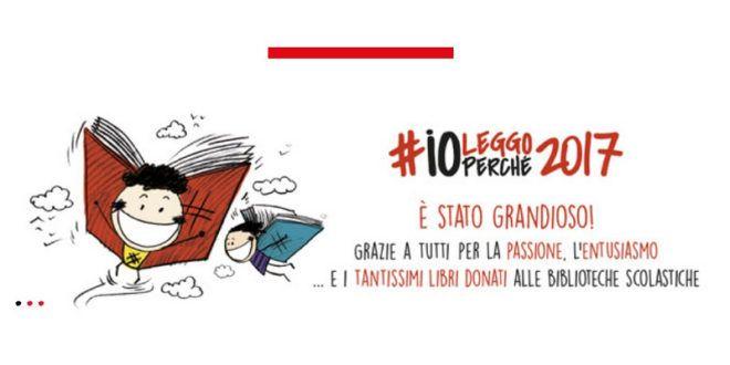 #ioleggoperché: 222mila nuovi volumi nelle biblioteche italiane, Lombardia e Puglia le più generose