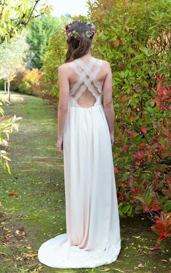 Descubriendo los vestidos de novia de David Christian #boda #novias #vestidosdenovia