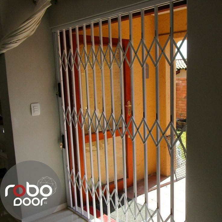 Retractable Security Gates by Robo Door