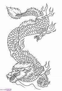 Anese Dragon Coloring Pages
