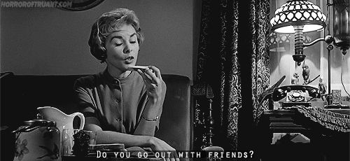 Classic Horror Movie Quotes: Scary Quote Black And White Movies Creepy Classic Horror B