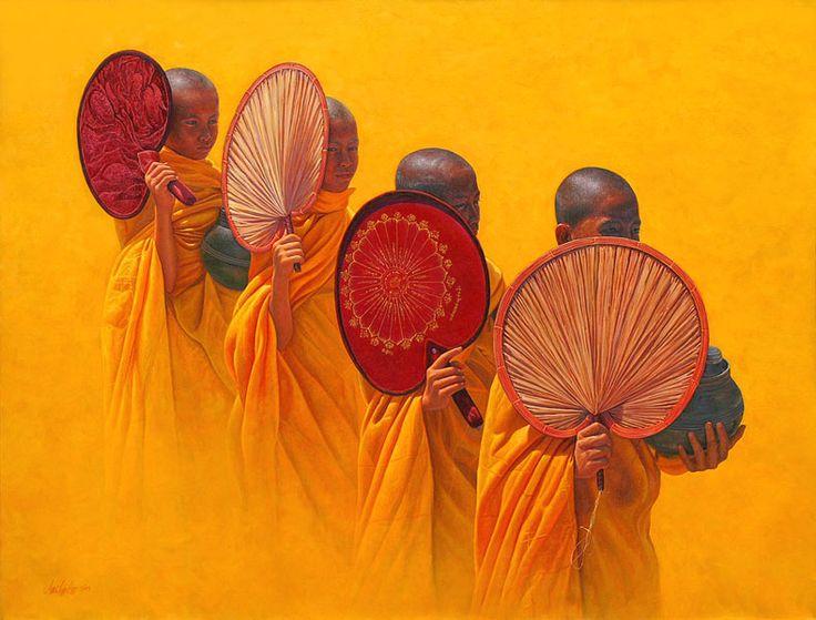 Artodyssey: Aung Kyaw Htet