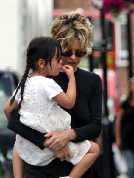 Meg Ryan and her daughter #celebrity kids ~ Repinned by Federal Financial Group LLC #FederalFinancialGroupLLC